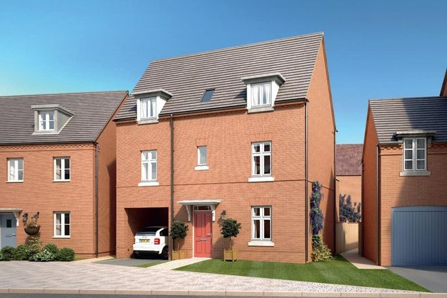 "Thumbnail Detached house for sale in ""Fleetwood"" at Wedgwood Drive, Barlaston, Stoke-On-Trent"