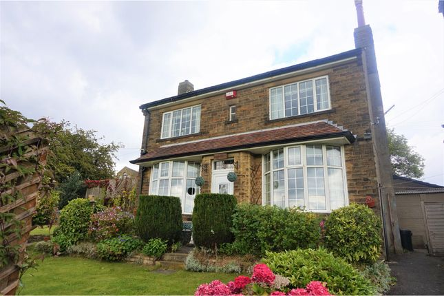 Thumbnail Detached house for sale in Fall Lane, Hartshead