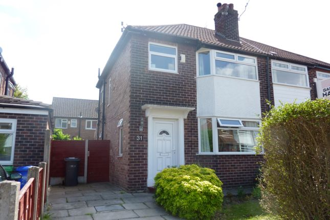 3 bed semi-detached house to rent in Tanfield Road, East Didsbury, Didsbury, Manchester M20