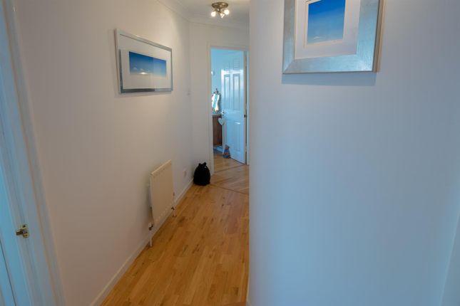 Hallway of Neptune Court, Brighton Marina Village BN2