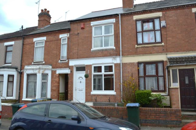 Front of Wyley Road, Coventry CV6