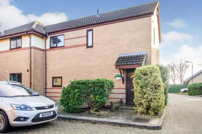 Thumbnail Semi-detached house for sale in Rosebay Mead, Bristol, Somerset
