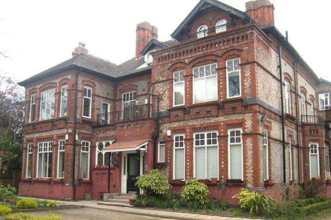 Thumbnail Flat to rent in Trewinnard Hall, Barlow Moor Road, Didsbury