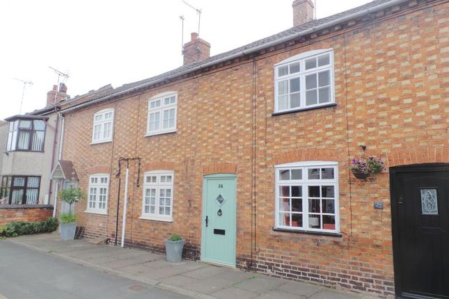 Thumbnail Terraced house to rent in Broad Street, Brinklow, Rugby