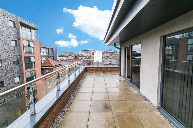 2 bed flat to rent in Spectrum Building 74 Duke Street, Liverpool L1