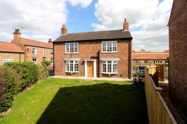 Thumbnail Detached house for sale in Main Street, Brandesburton, Driffield
