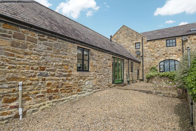 Thumbnail Barn conversion for sale in Acklington, Morpeth