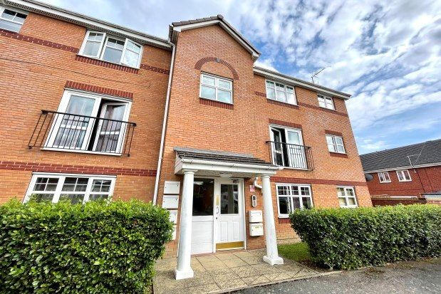 2 bed flat to rent in Poppy Close, Nuneaton CV10