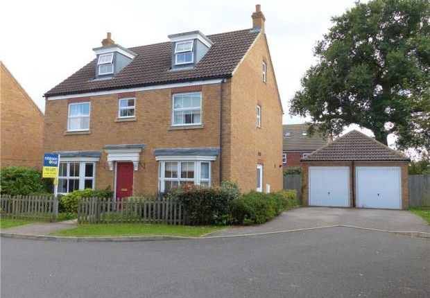 Thumbnail Detached house to rent in Ashbury, Gala Close, Bedford