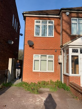 Thumbnail Flat to rent in Chinbrook Road, Lee London