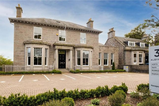 Thumbnail Commercial property for sale in 37 Albyn Place, Aberdeen