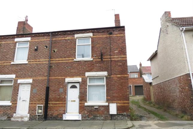 Thumbnail End terrace house for sale in Fifth Street, Horden, Peterlee