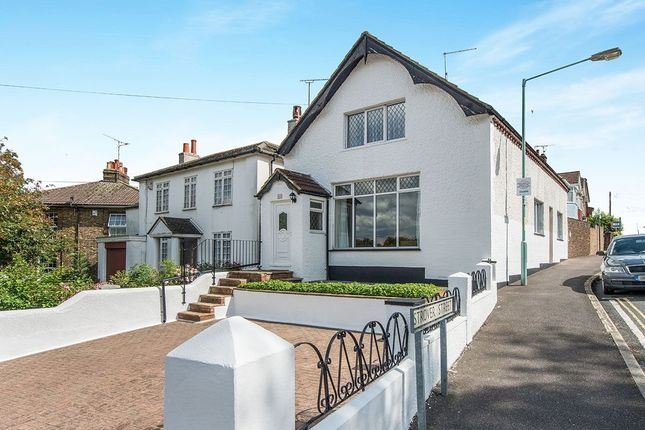 Thumbnail Detached house to rent in Mill Road, Gillingham