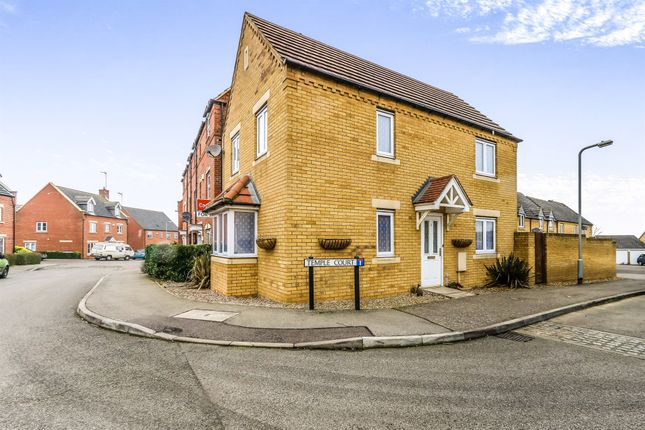 3 bed detached house for sale in Temple Court, Higham Ferrers, Rushden