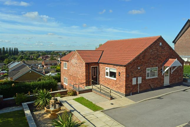 Thumbnail Detached house for sale in Christine Close, Yaddlethorpe, Scunthorpe