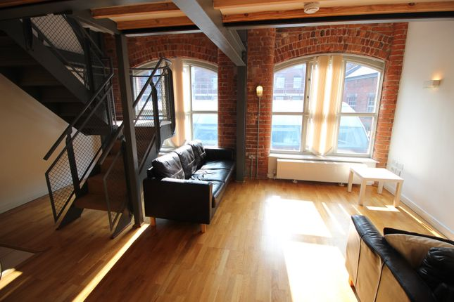 1 bed flat to rent in Royal Mills, 2 Cotton Street, Ancoats Urban Village M4