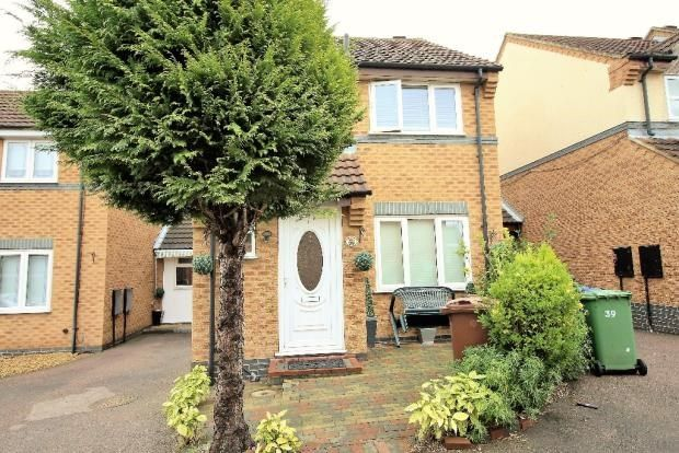 Thumbnail Detached house for sale in Caravel Close, Grays