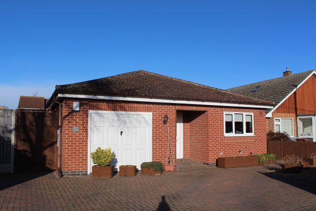 Thumbnail Detached bungalow to rent in Marsh Lane, Farndon, Newark