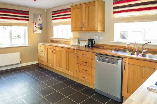 4 bed detached house for sale in wessex drive giltbrook nottingham