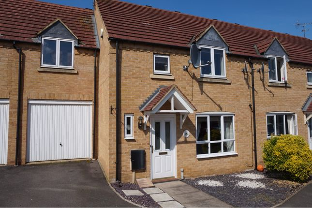 Thumbnail Terraced house for sale in Linden Avenue, Higham Ferrers