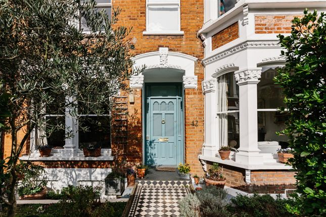 Thumbnail Terraced house for sale in Nelson Road, Crouch End, London