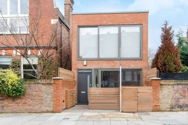 Thumbnail Detached house for sale in Sumatra Road, London