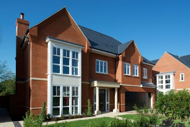 Thumbnail Detached house for sale in The Fairway Collection At St John's, Chelmsford