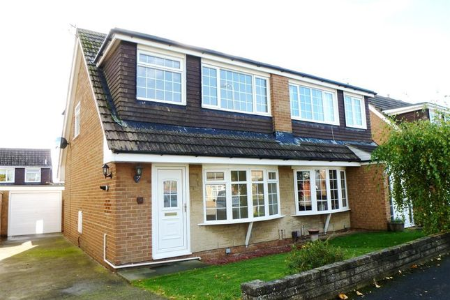 3 bed semi-detached house to rent in Barrhead Close, Stockton-On-Tees