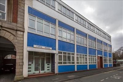 Office to let in Rear Ground Floor Suite, Carne House, Parsons Lane, Bury