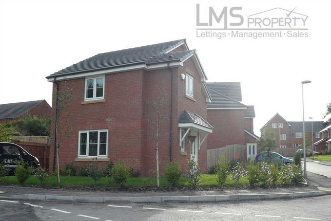 Thumbnail Detached house to rent in Saville Rise, Winsford