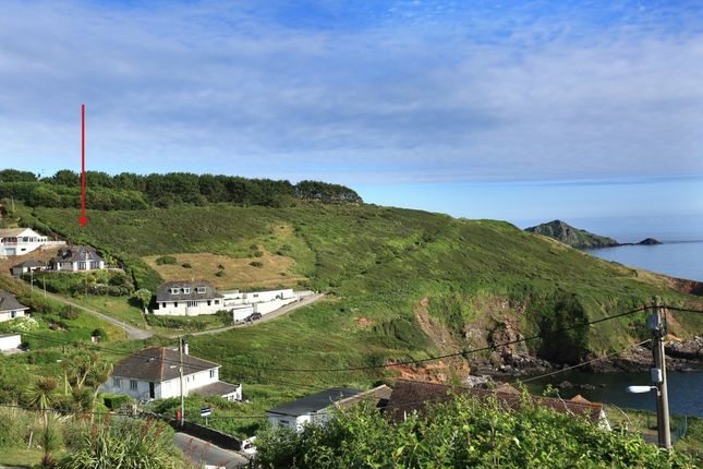 Thumbnail Detached house for sale in West Hill, Heybrook Bay, Plymouth