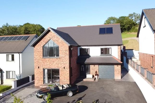 Thumbnail Detached house for sale in Croesyceiliog, Carmarthen