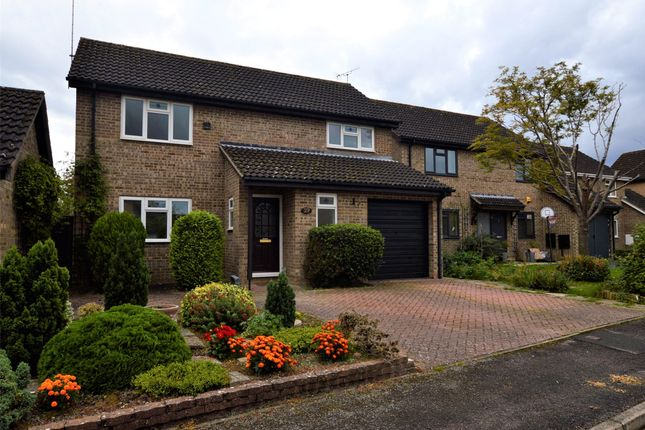 Thumbnail Detached house to rent in Treelands Close, Cheltenham, Gloucestershire