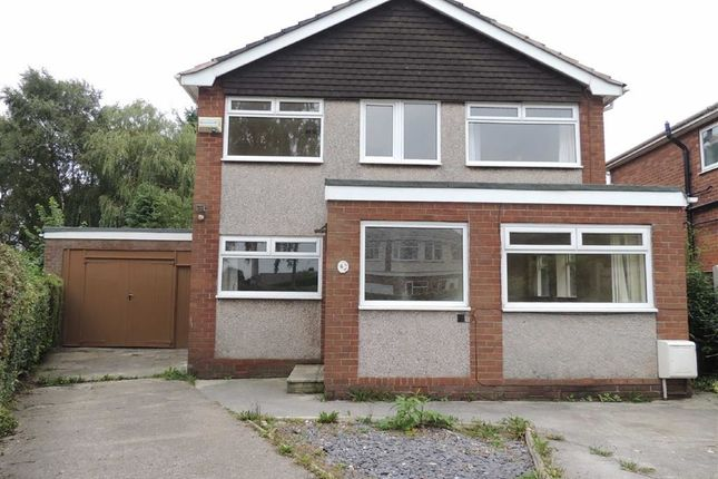 4 bed detached house for sale in Turncliff Crescent, Marple, Stockport