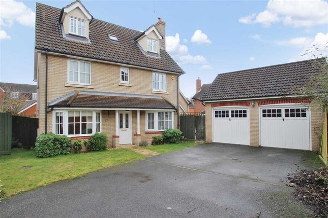 5 bed detached house for sale in Jeavons Lane, Grange Farm, Kesgrave, Ipswich