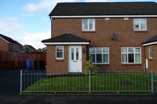 Thumbnail Flat to rent in 35 Innellan Drive, Kilmarnock