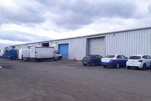 Thumbnail Industrial to let in Block 7, Nobel Road, Dundee