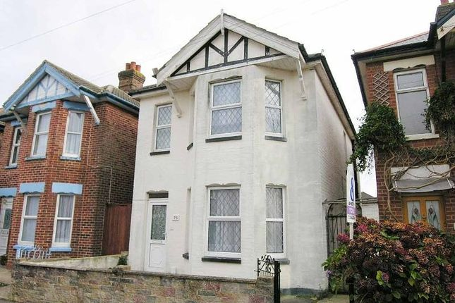 Thumbnail Property to rent in Muscliffe Road, Winton, Bournemouth