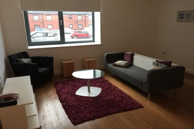 Thumbnail Flat to rent in Greenhouse, Beeston