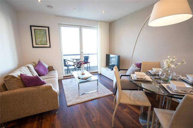 Thumbnail Flat to rent in Greengate, Salford