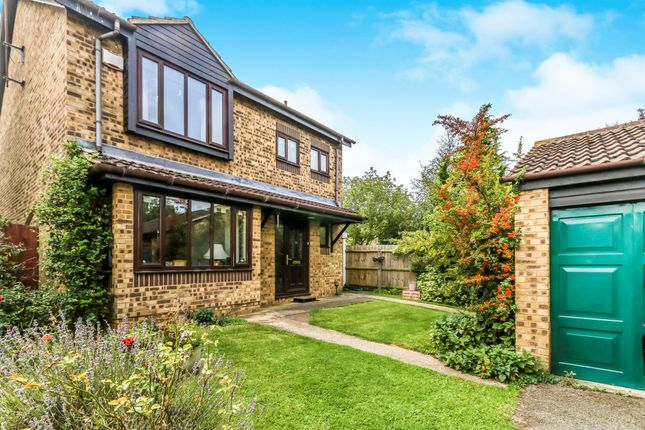 Thumbnail Detached house for sale in Brampton Close, Wellingborough