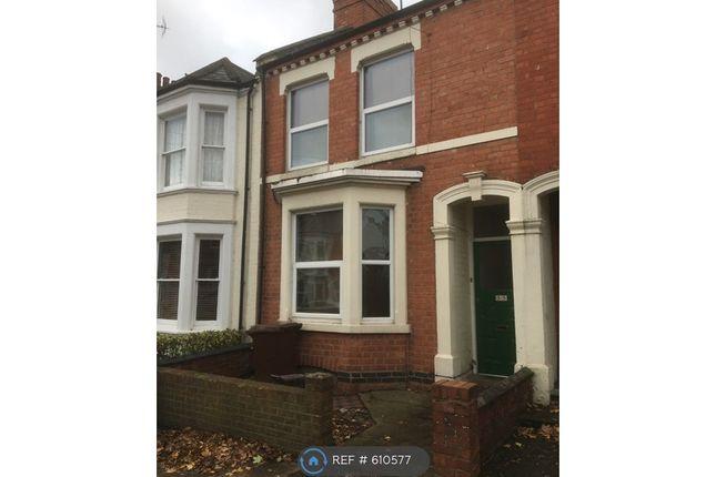 Thumbnail End terrace house to rent in Stimpson Avenue, Northampton