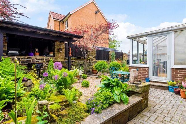 Garden of Smalewell Green, Pudsey LS28