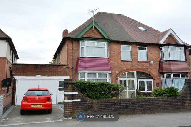 Semi-detached house in  Portland Road  Birmingham  Birmingham
