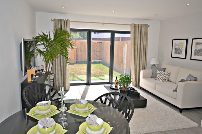 Thumbnail Terraced house to rent in High Street, Chalvey, Slough