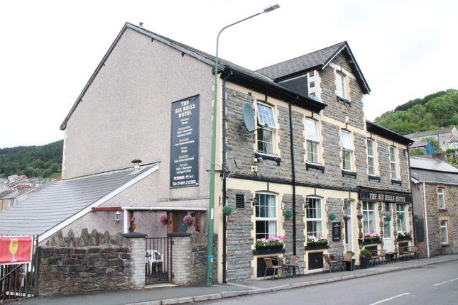 Thumbnail Pub/bar for sale in Victoria Road, Abertillery