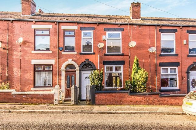 Thumbnail Terraced house to rent in Brunswick Street, Shaw, Oldham