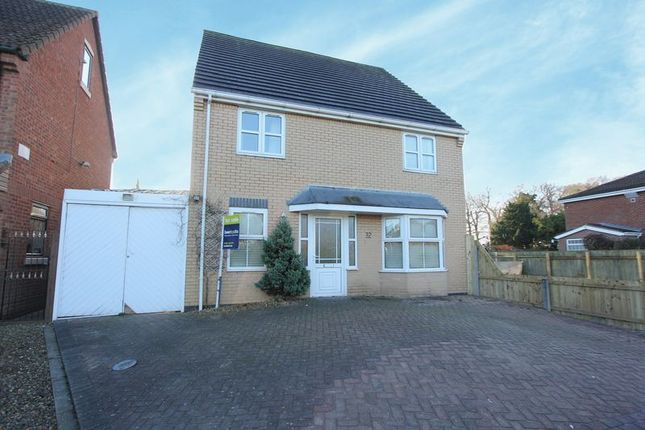 Thumbnail Detached house for sale in Wadsworth Avenue, Hull