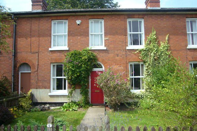 Thumbnail Terraced house to rent in Laburnum Grove, Birmingham