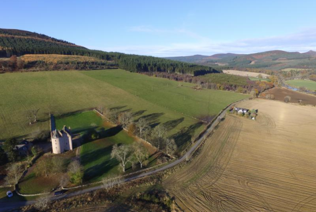 Thumbnail Property to rent in Pitfichie Castle, Monymusk, Inverurie, Aberdeenshire, 7Jj